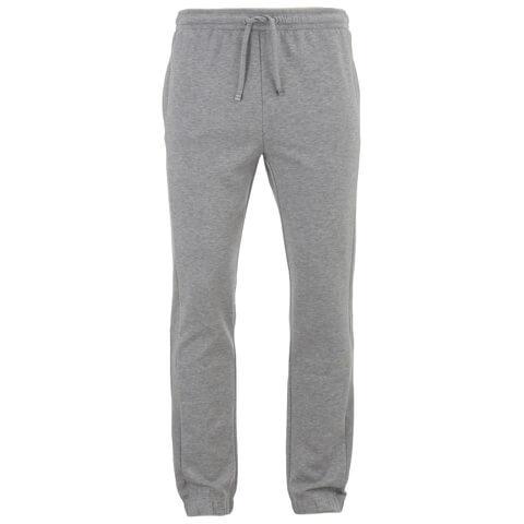 BOSS Green Men's Hadiko Cuffed Sweatpants - Grey