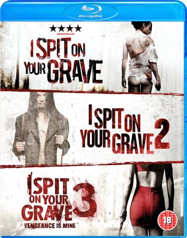 I Spit On Your Grave Triple
