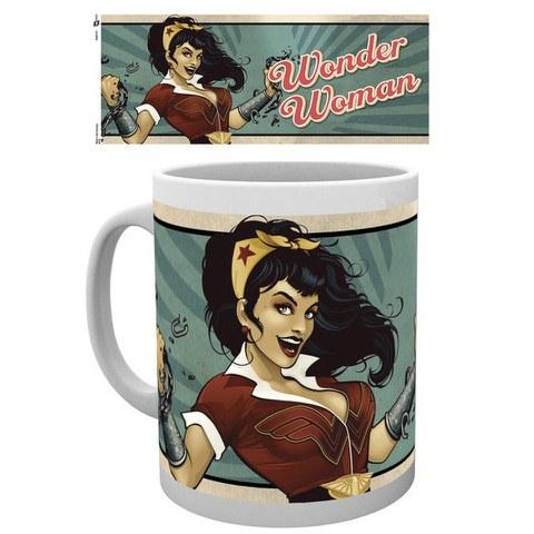 DC Comics Wonder Woman Bombshells - Mug