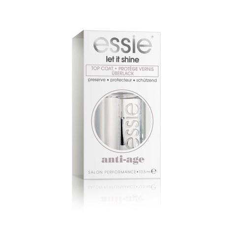 essie Nail Care Let It Shine Top Coat
