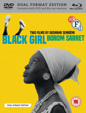 Black Girl / Borom Sarret - Limited Edition (Includes DVD)