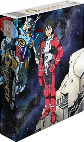 Gundam - Reconguista in G - Complete Box Set
