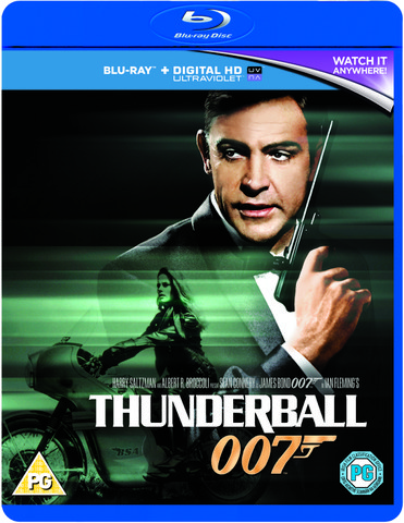 Thunderball (Includes HD UltraViolet Copy)