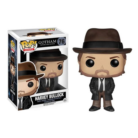 DC Comics Gotham Harvey Bullock Pop! Vinyl Figure