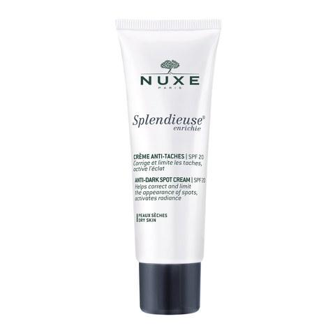 Crema antimanchas oscuras NUXE Splendieuse SPF 20 (50ml)