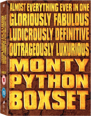 Monty Python Almost Everything