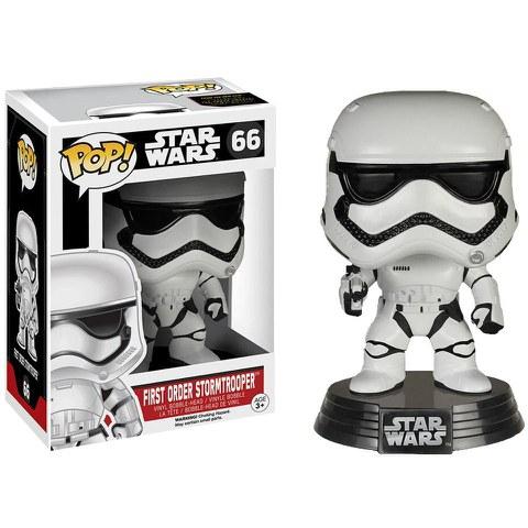 Star Was Das Erwachen der Macht First Order Stormtrooper Funko Pop! Vinyl Figur