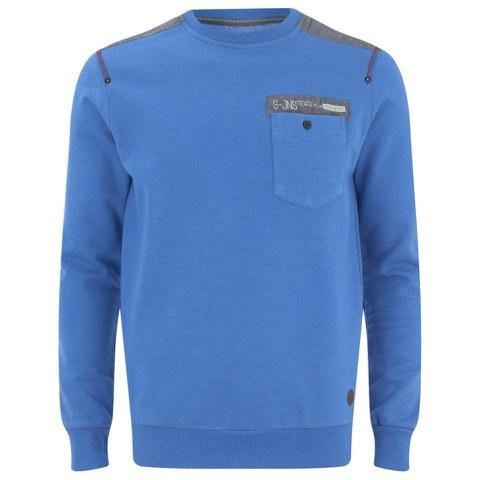 Smith & Jones Men's Smithlands Sweatshirt - Le Mans Blue