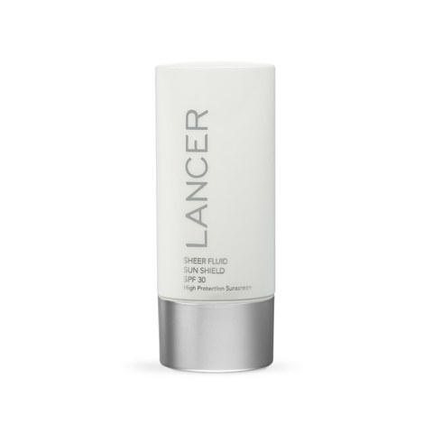 Lancer Skincare Sheer Fluid Sun Shield Sonnenschutz LSF 30 (60ml)