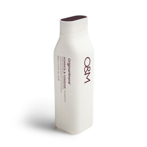 Original & Mineral Hydrate and Conquer shampooing hydratant (350ml)