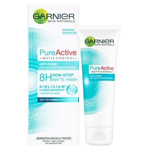 Garnier Pure Matte Control Moisturiser (50ml)