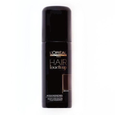 L'Oréal Professionnel Hair Touch Up spray retouche racines - Brun (75ml)