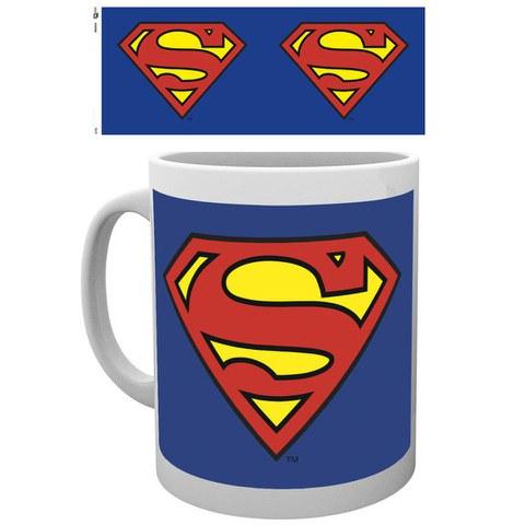 DC Comics Superman Logo - Mug
