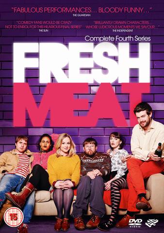 Fresh Meat - Series 4