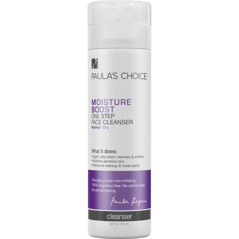 Paula's Choice Moisture Boost One Step Face Cleanser (237ml)