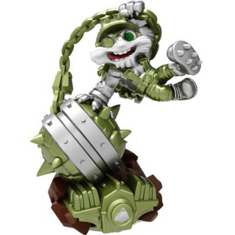 Skylanders Superchargers - Steel Plated Smash Hit
