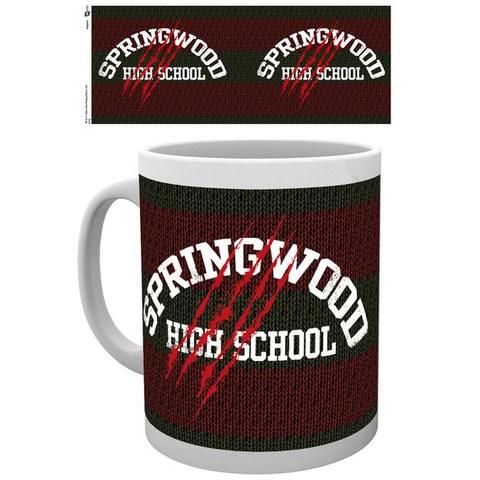 Nightmare on Elm Street Springwood - Mug