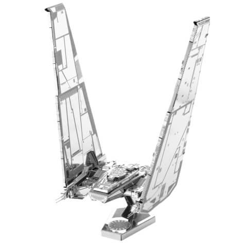 Star Wars Kylo Ren's Command Shuttle Metalen Bouwpakket
