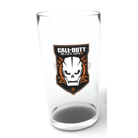 Call Of Duty Black Ops 3 Logo - Pint Glass