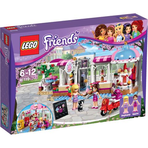 LEGO Friends: Heartlake Cupcake-Café (41119)