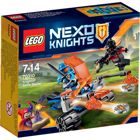 LEGO Nexo Knights: Knighton Battle Blaster (70310)
