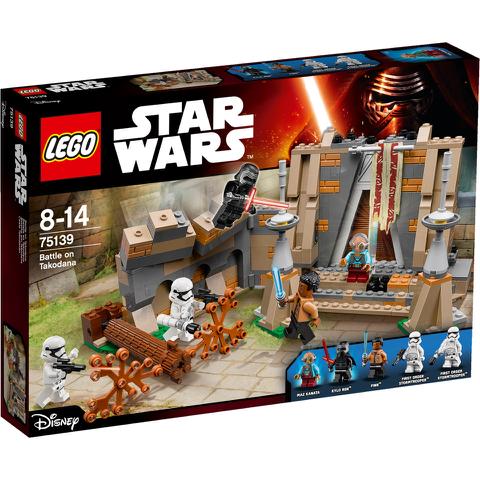 LEGO Star Wars: De slag bij Takodana