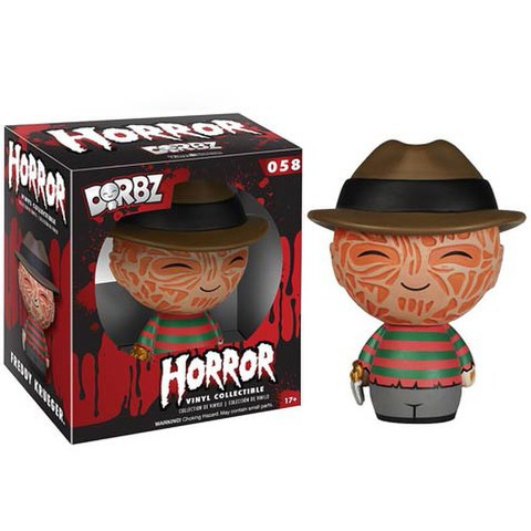 Horror Freddy Krueger Vinyl Sugar Dorbz