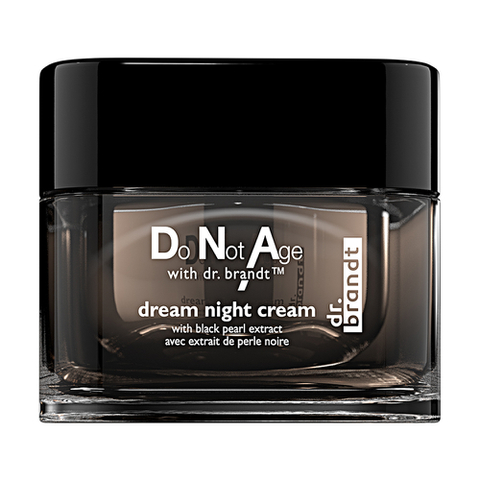 Dr. Brandt Do Not Age with Dr. Brandt Black Night Cream (50g)