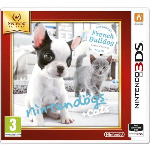 Nintendo Selects Nintendogs + Cats - French Bulldog