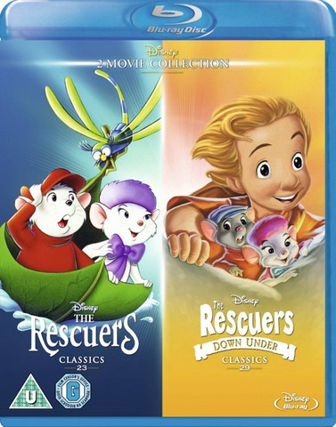 Rescuers & Rescuers Down Under