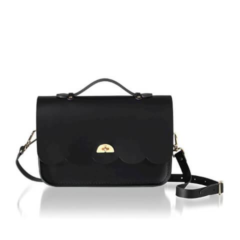 The Cambridge Satchel Company Women's Cloud Bag with Handle - Black