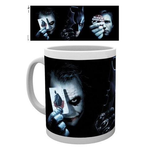 DC Comics Batman The Dark Knight Trio - Mug