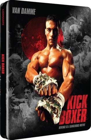 Kickboxer - Steelbook Exclusivo de Edición Limitada