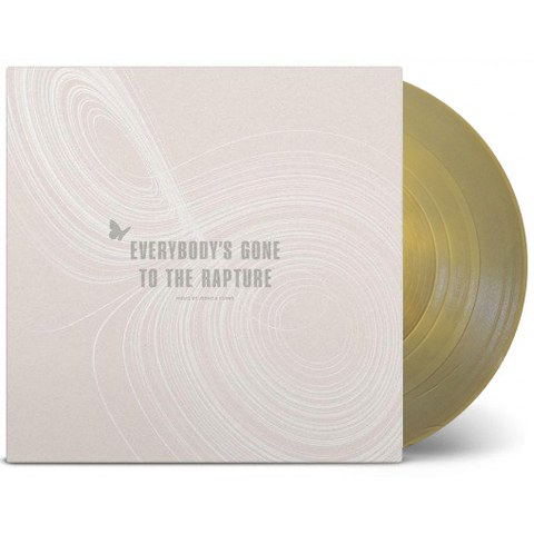 Everybody's Gone to the Rapture: PlayStation 4 Original Soundtrack OST (2LP) - Exclusive Gold Coloured Vinyl - 500 Only