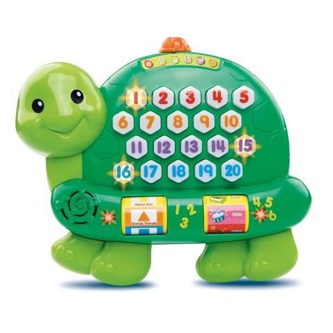 Vtech Pre-School Core Number Fun Turtle
