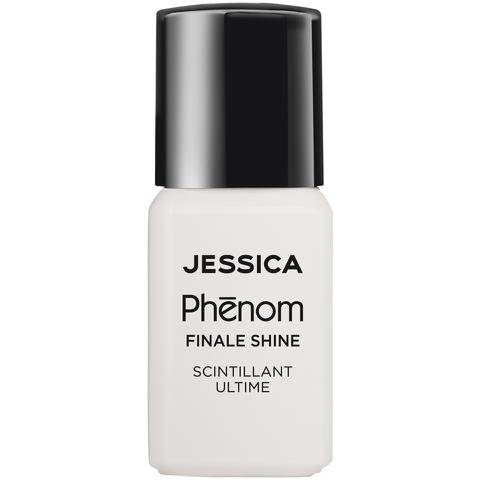 Jessica Nails Cosmetics Phenom Finale Shine Top Coat (15ml)