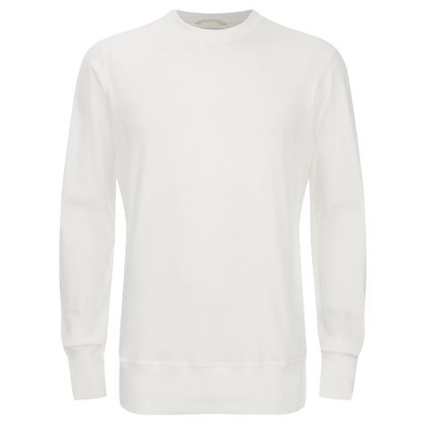 Universal Works Men's Lux Jersey Heskin Sweatshirt - Natural