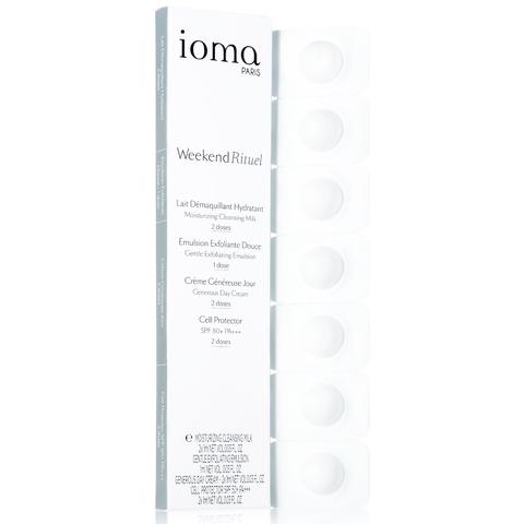 IOMA Tabs Weekend Rituel 7x1ml