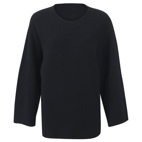 Helmut Lang Women's Cashwool Pullover - Black