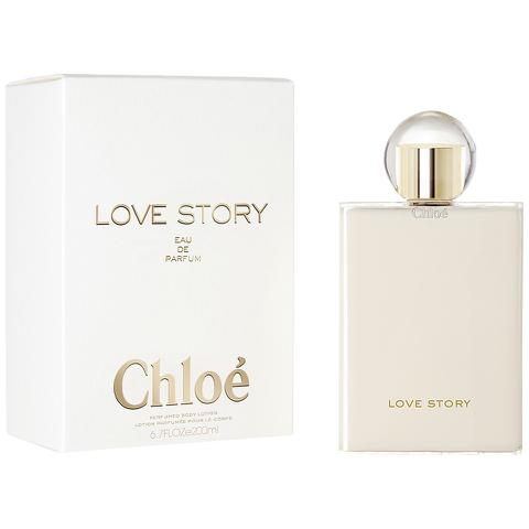 Chloé Love Story Body Lotion (200ml)