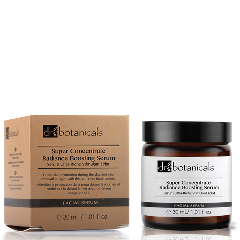 Dr Botanicals Super Concentrate Radiance Boosting Serum (30ml)