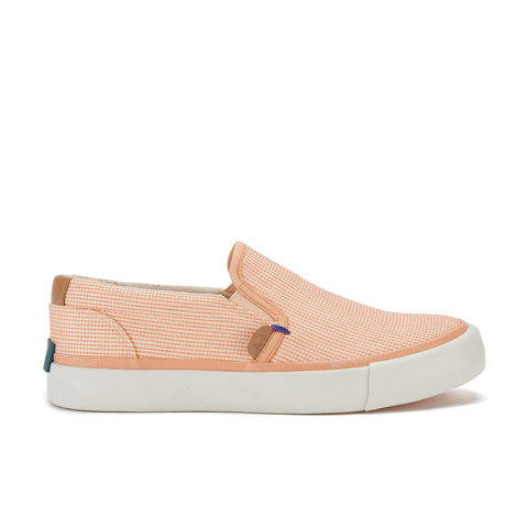 Paul Smith Shoes Women's Bernie Slip-On Trainers - Vanilla Cotton