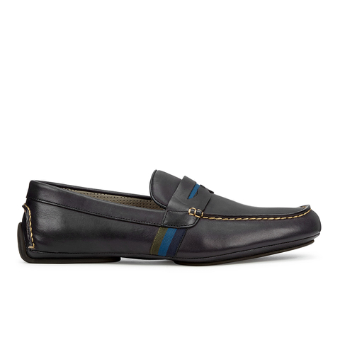 Paul Smith Shoes Men's Ride Driving Shoes - Dark Navy