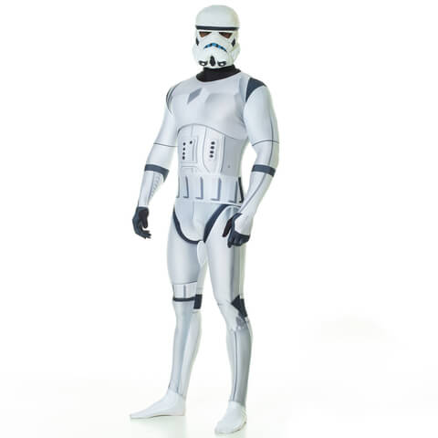 Morphsuit Adults Deluxe Star Wars Storm Trooper