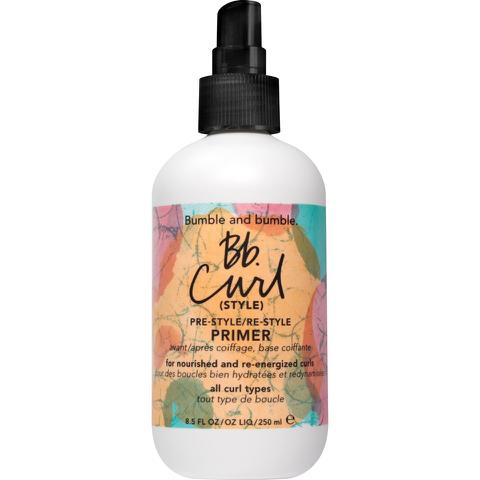 Prebase Bb Curl Pre/Re Style (250ml)