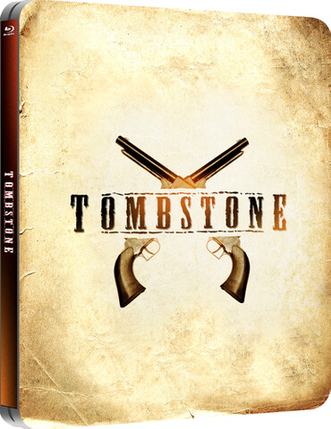 Tombstone - Zavvi UK Exclusive Limited Edition Steelbook