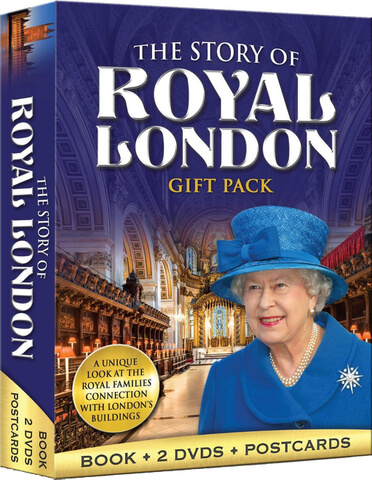 Story of Royal London Gift Pack