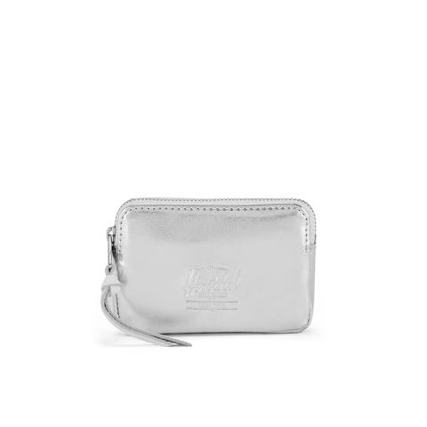 Herschel Women's Oxford Pouch - Silver