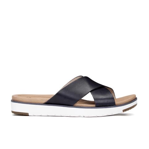 UGG Women's Kari Slide Sandals - Black