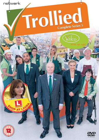 Trollied - The Complete Series 5